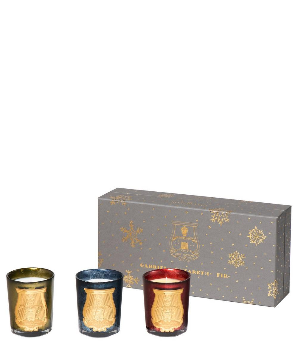 Christmas Scented Candle Gift Box