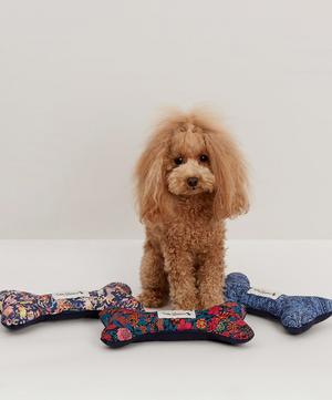 Dapper Dogs Liberty Print Bone Dog Toy