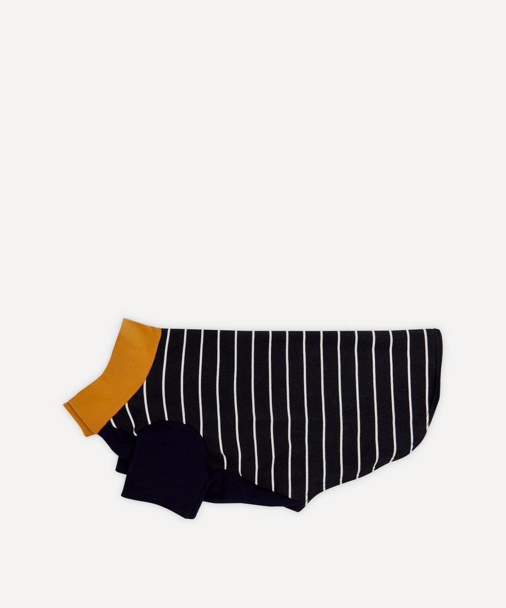 Large Breton Striped Pet Jumper