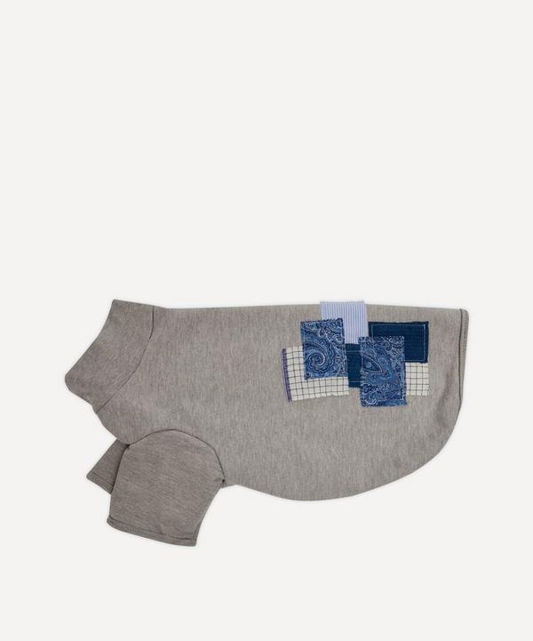 Fetch & Follow - Liberty Tessa Print Medium Patchwork Pet Jacket
