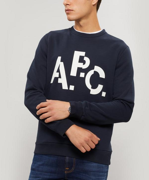 Decal Logo Sweatshirt