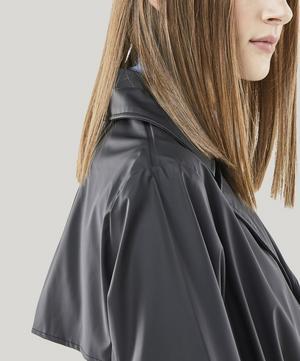 Belted Waterproof Overcoat