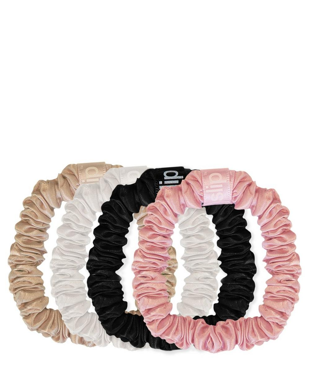 Pure Silk Skinny Scrunchie Bauble