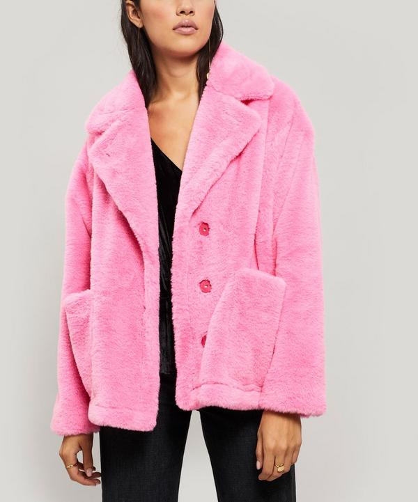 Marina Faux Fur Jacket