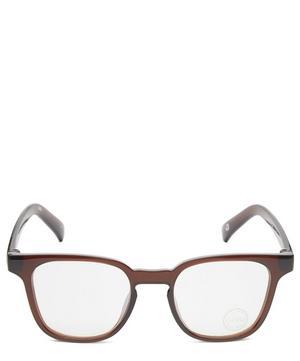 Twelve Hungry Bens Glasses