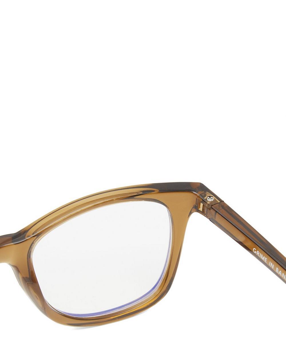 Grime in Banishment Glasses
