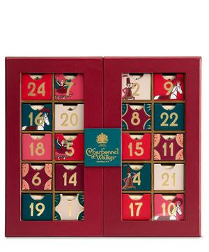 Milk and Dark Chocolate Advent Calendar 325g