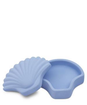 Clay Shell Box