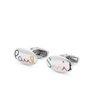 Signature Rainbow Cufflinks