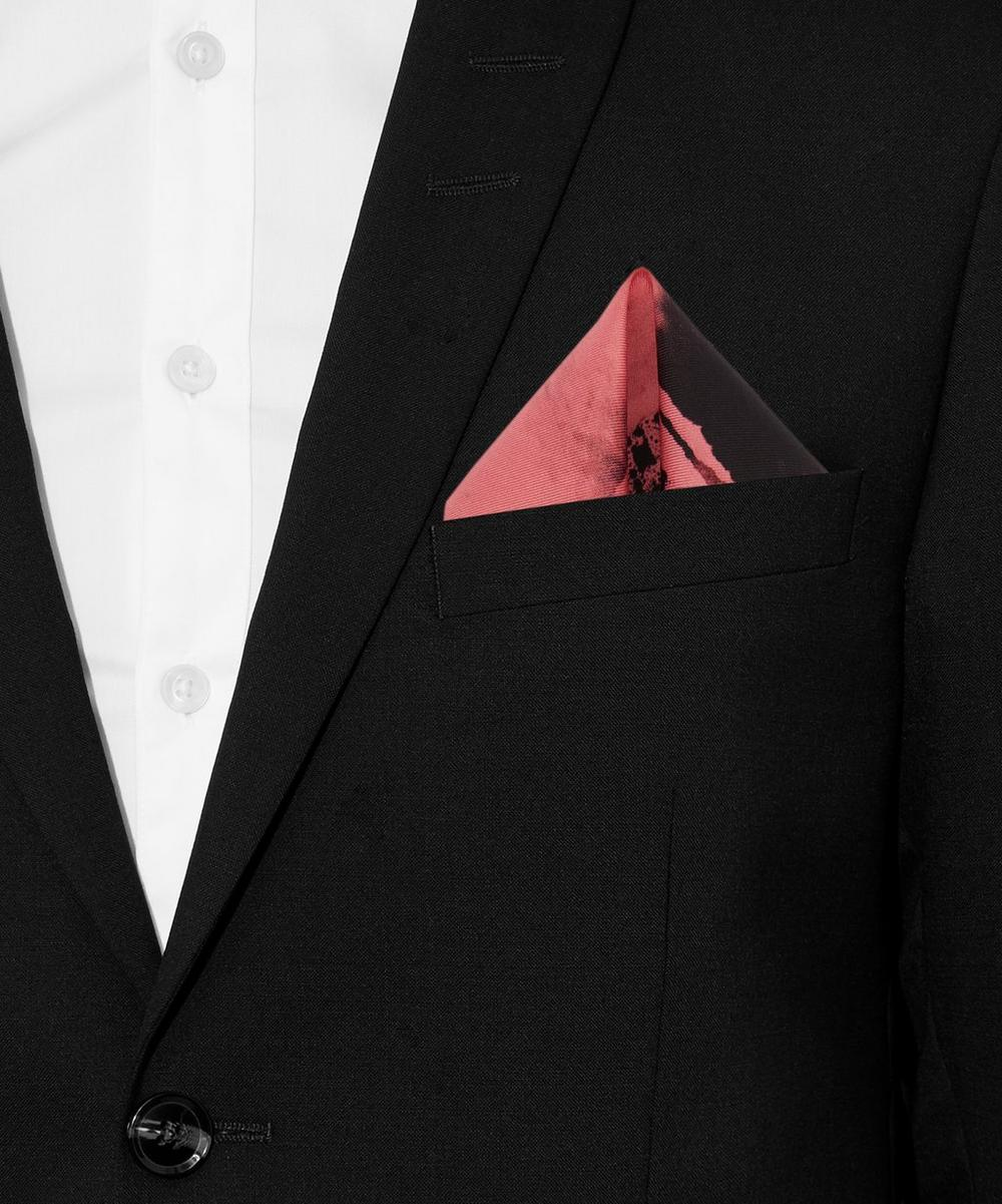 Abstract Pocket Square