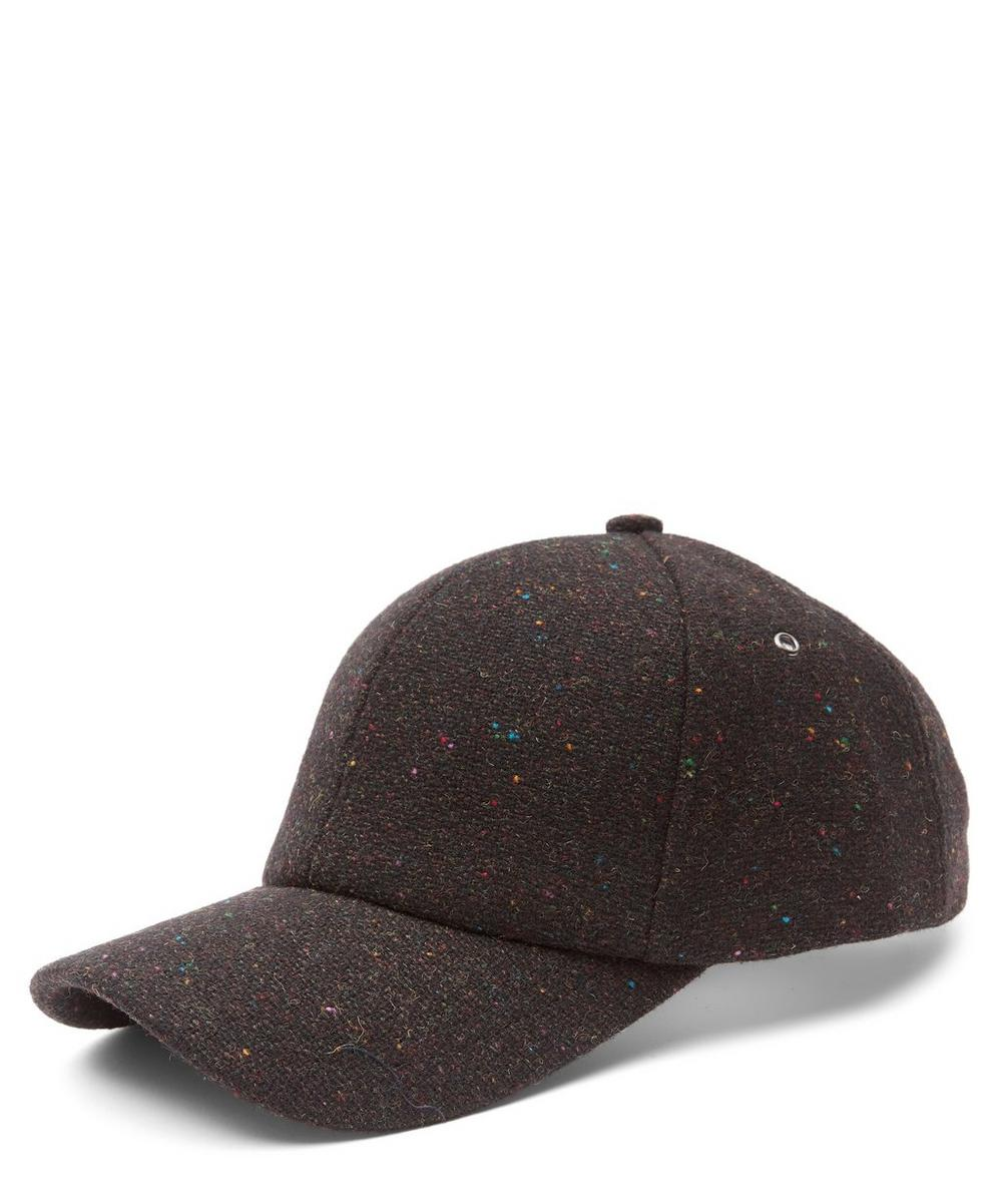 Tweed Baseball Cap