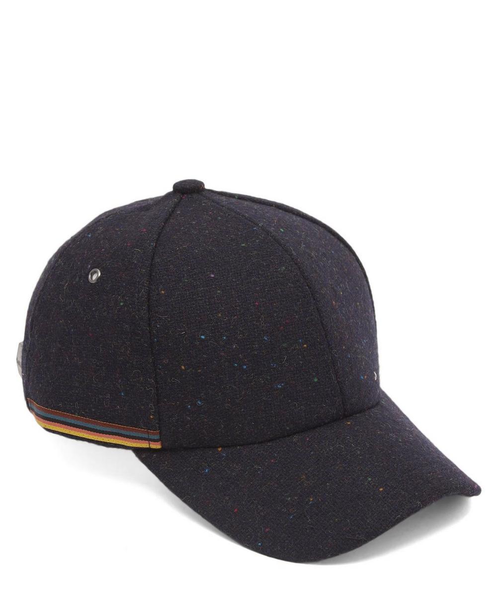Tweed Baseball Cap