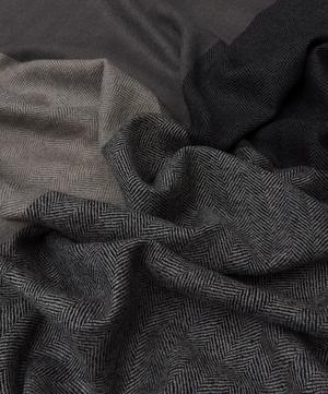 Herringbone Panel Scarf
