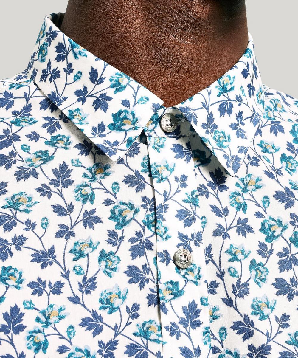 Linley Tana Lawn Cotton Long-Sleeved Lasenby Shirt