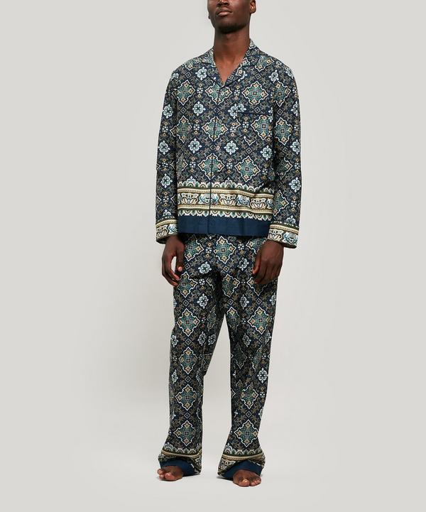 Liberty - Chatsworth Tana Lawn™ Cotton Long Pyjama Set
