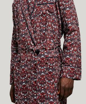 Strawberry Thief Brushed Cotton Robe