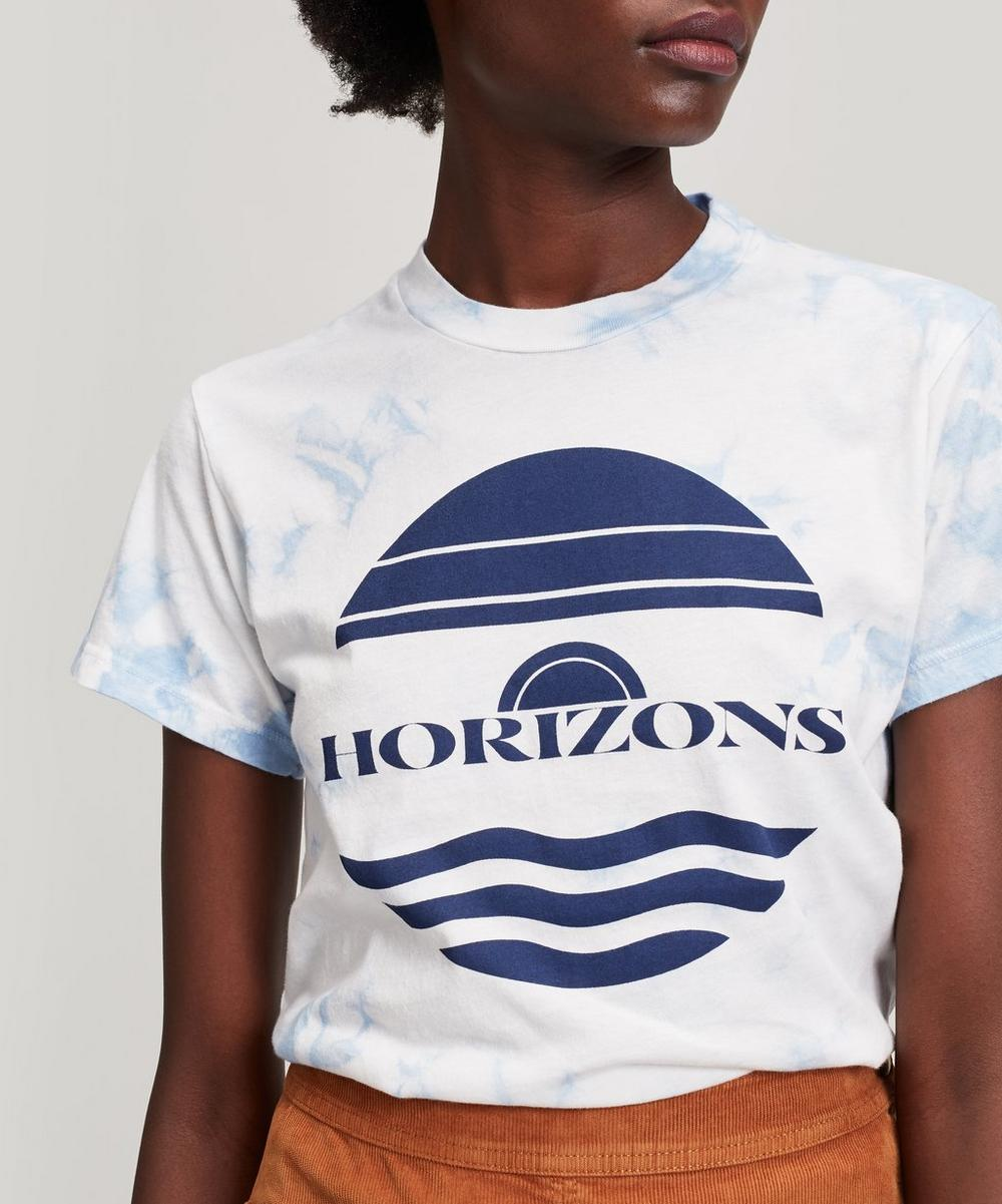 Horizons Tie-Dye Cotton T-Shirt