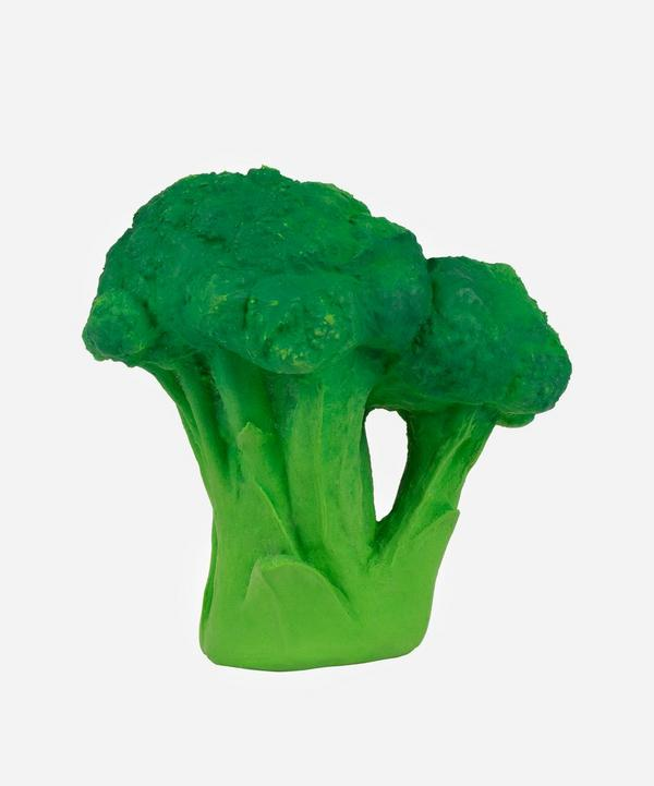 Oli&Carol - Brucy The Broccoli Natural Rubber Teether