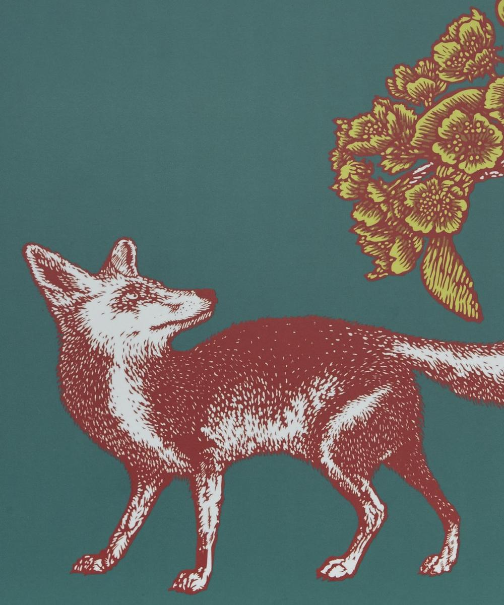Fox Table Mat