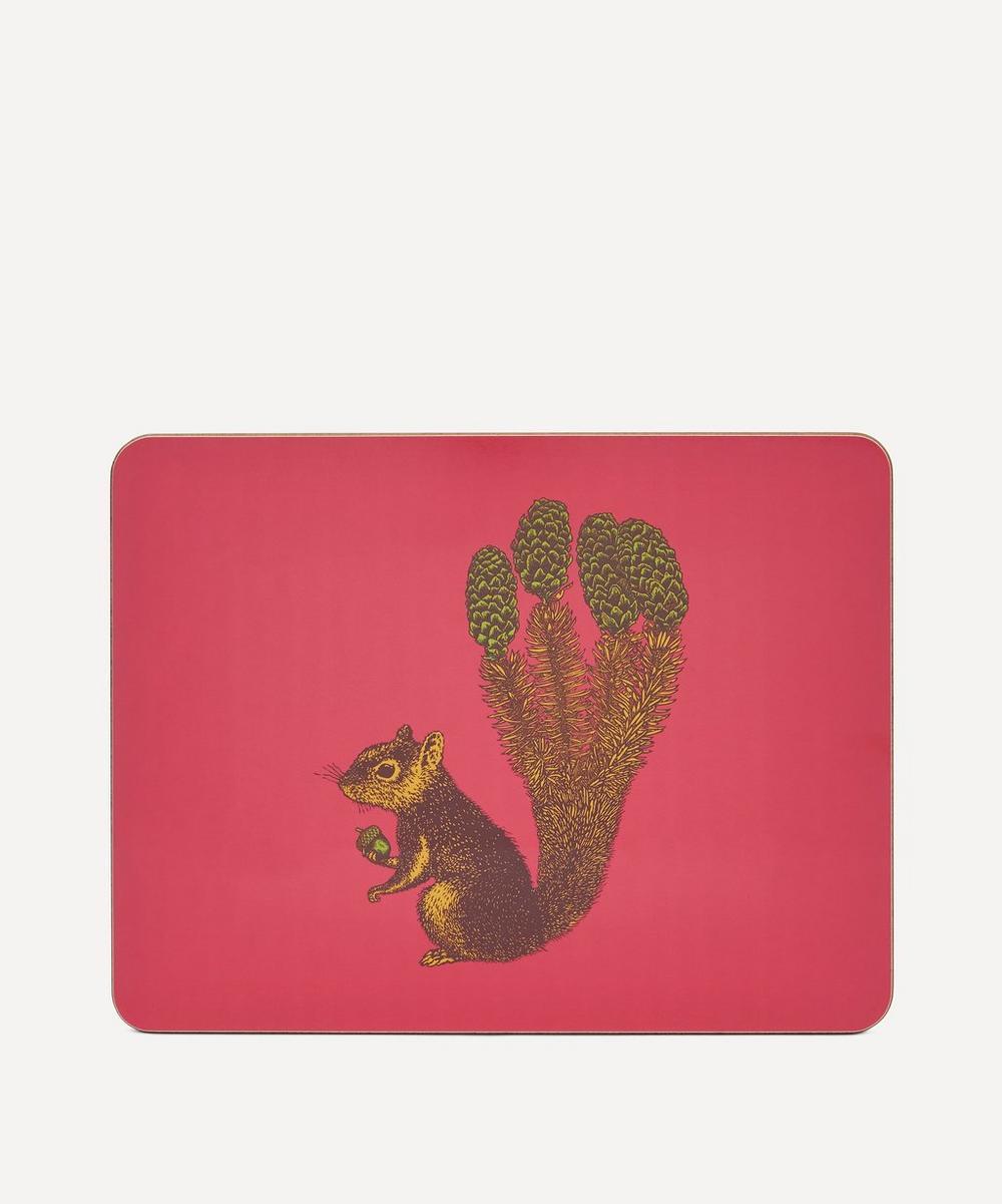 Squirrel Table Mat