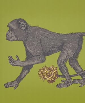Monkey Table Mat