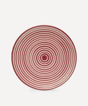 Classic Stripe Small Plate