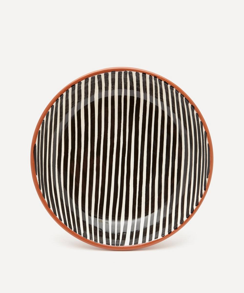 Stripe Large Bowl