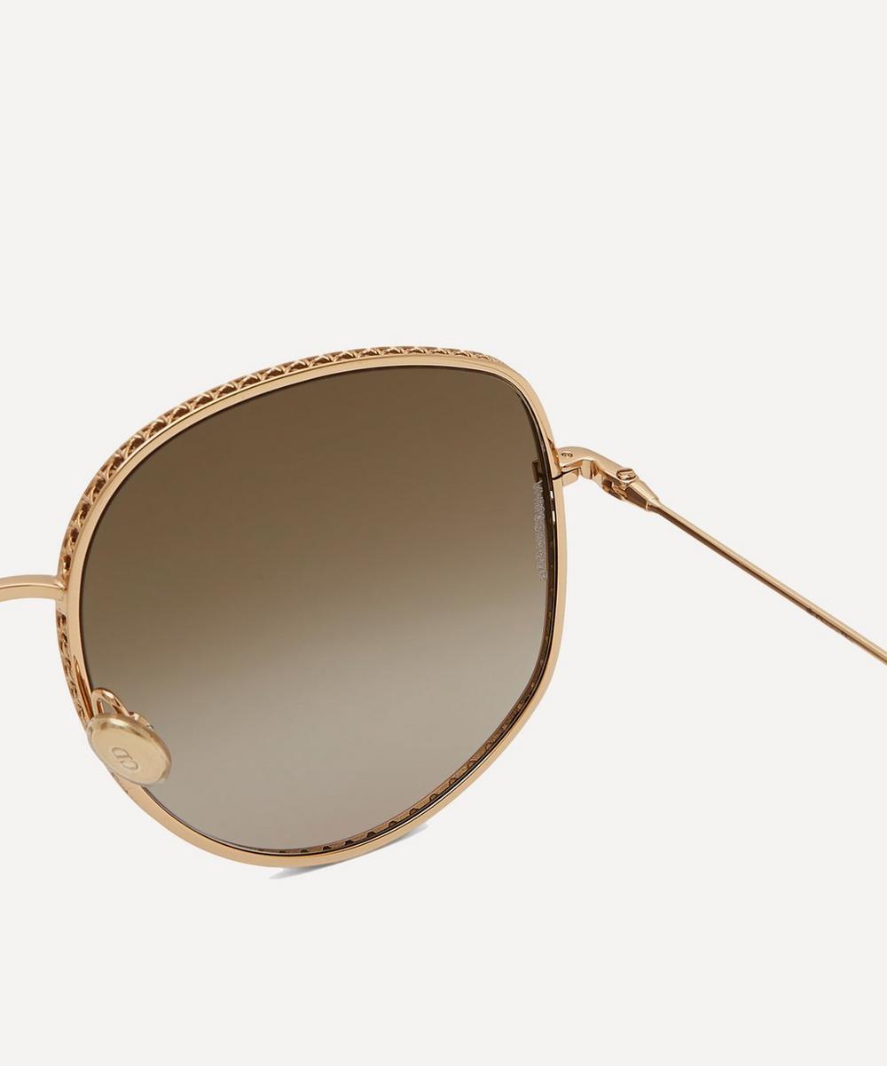 Dior By Dior 2 Square Sunglasses