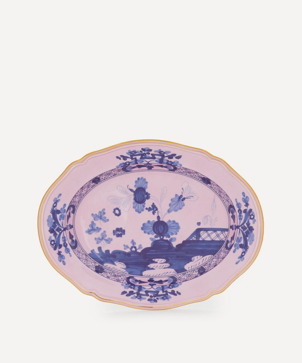 Ginori 1735 - Oriente Italiano Oval Platter