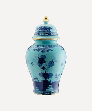 Oriente Italiano Potiche Vase
