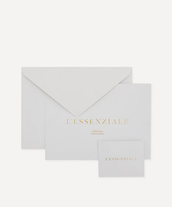 Atelier VM - L'Essenziale 18ct Gold Maxi Chain Bracelet Gift Card