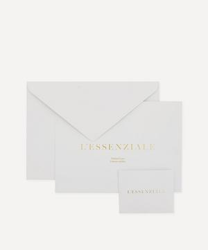 L'Essenziale 18ct Gold Maxi Chain Bracelet Gift Card