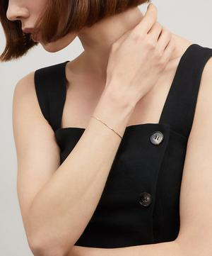 L'Essenziale 18ct Gold Maxi Chain Bracelet Gift Card
