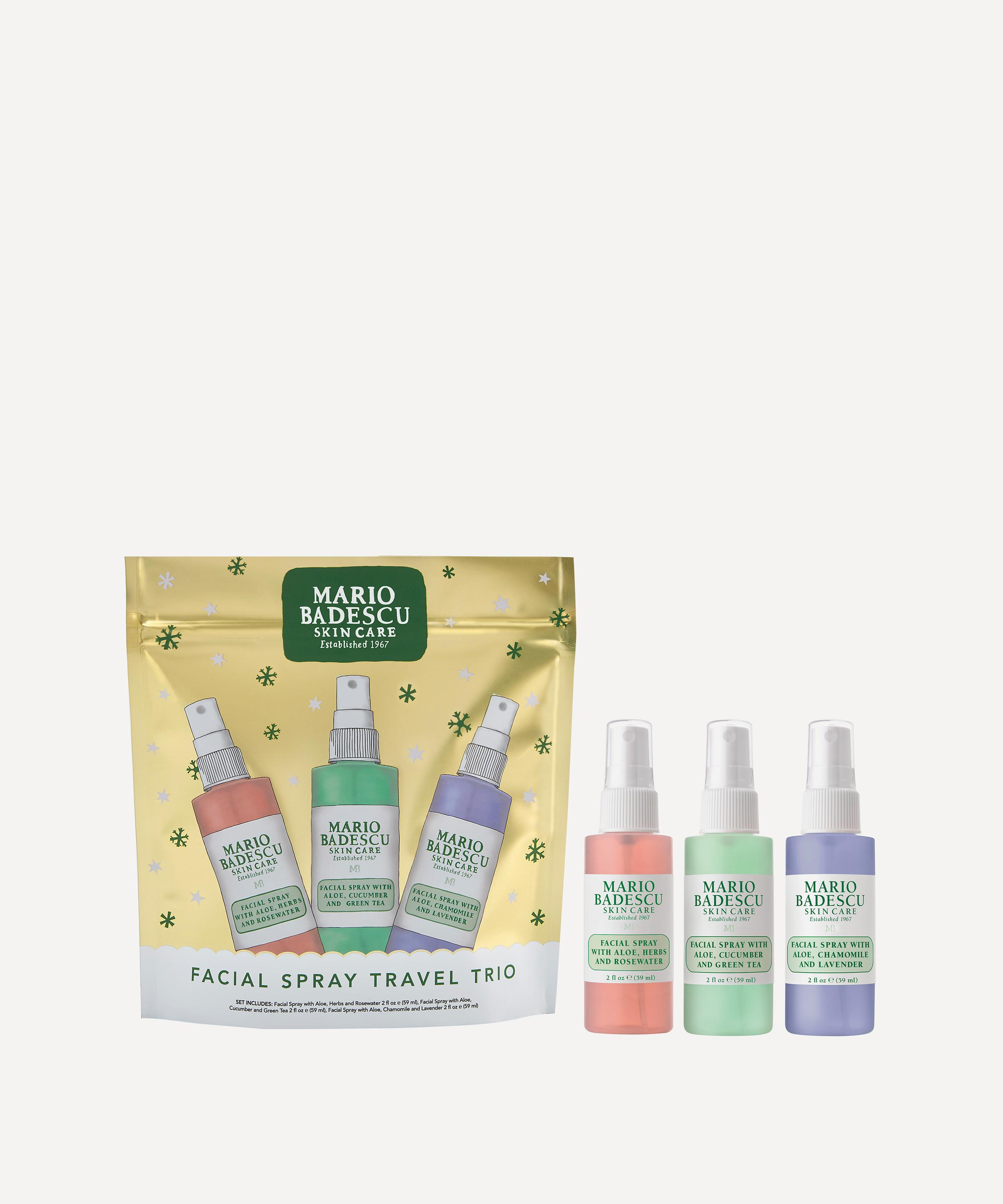 Facial Spray Trio