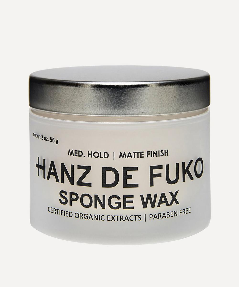 Sponge Wax 60ml