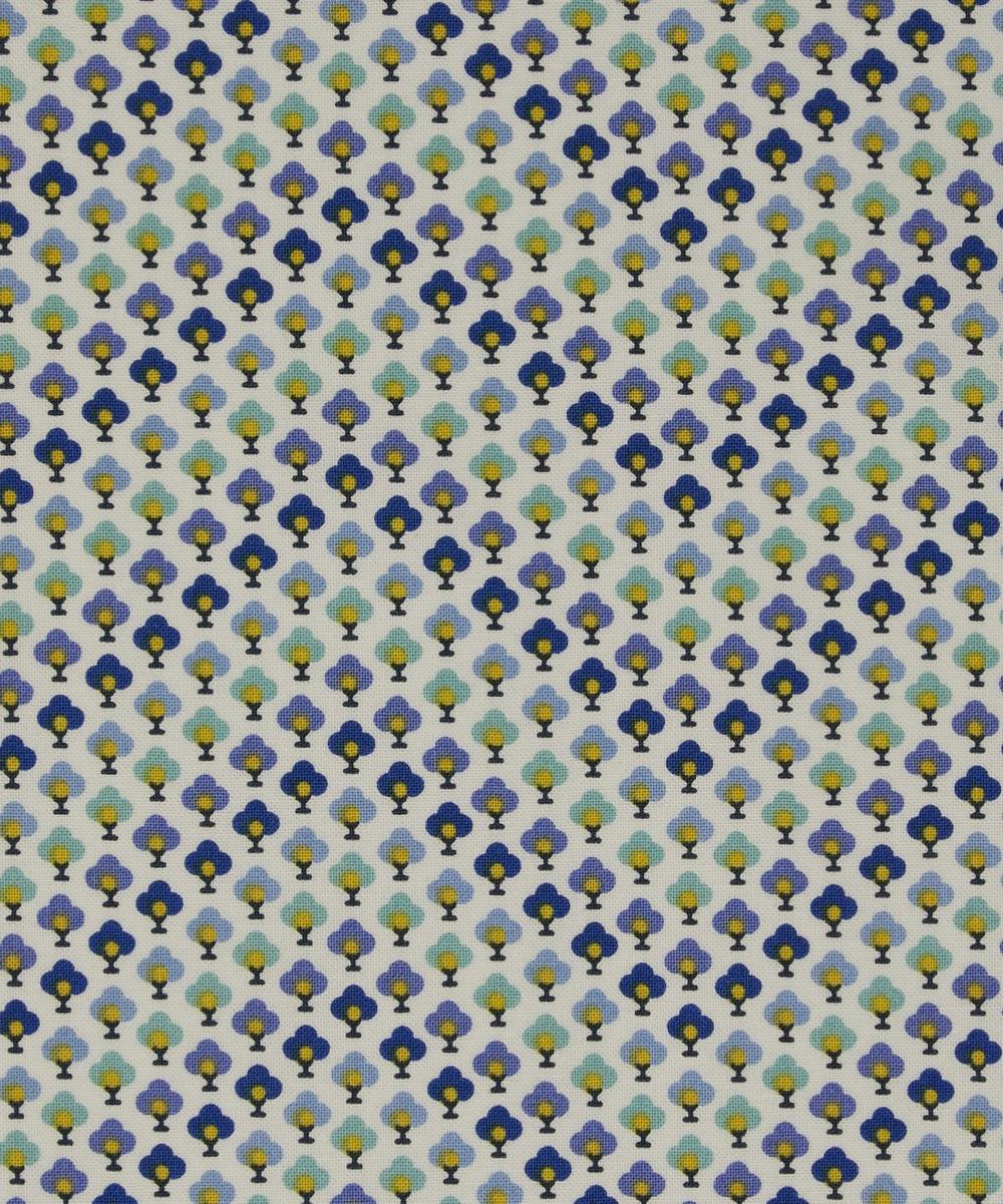 Topiary Chevron Lasenby Cotton