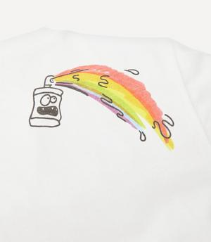 Paint Monster Cotton T-Shirt 2-8 Years