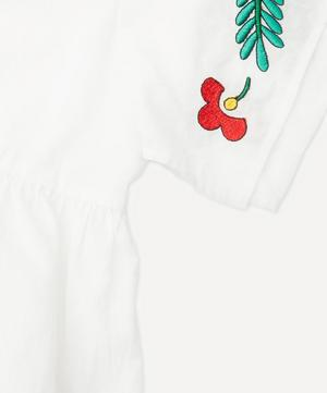 Embroidered Cotton Blouse 2-8 Years