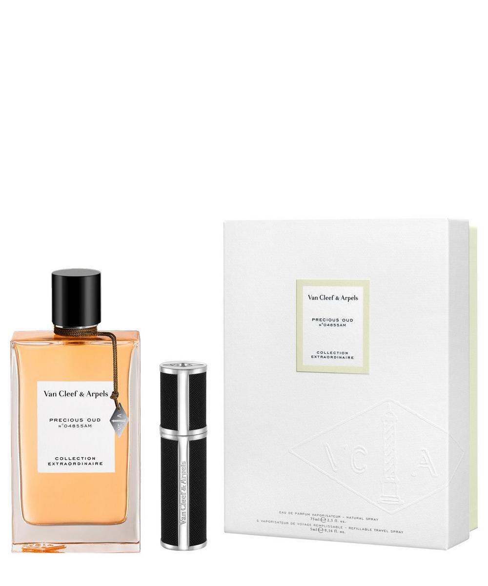 Precious Oud Eau de Parfum and Travel Spray Gift Set