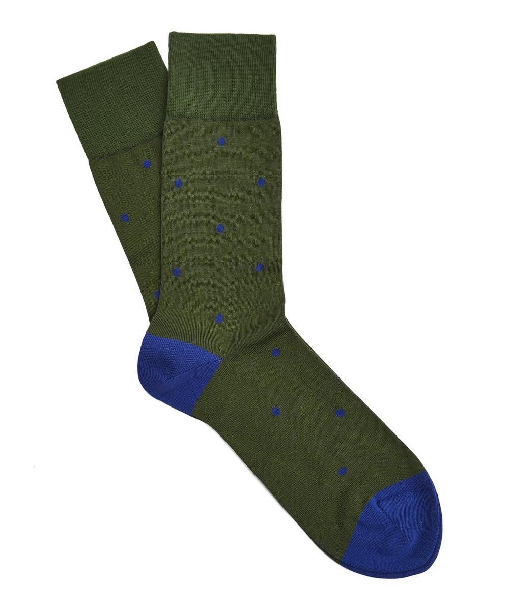 Dot Cotton Socks