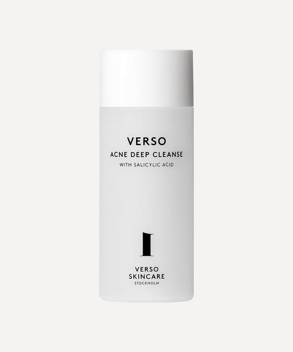 Verso Skincare - Acne Deep Cleanse 150ml