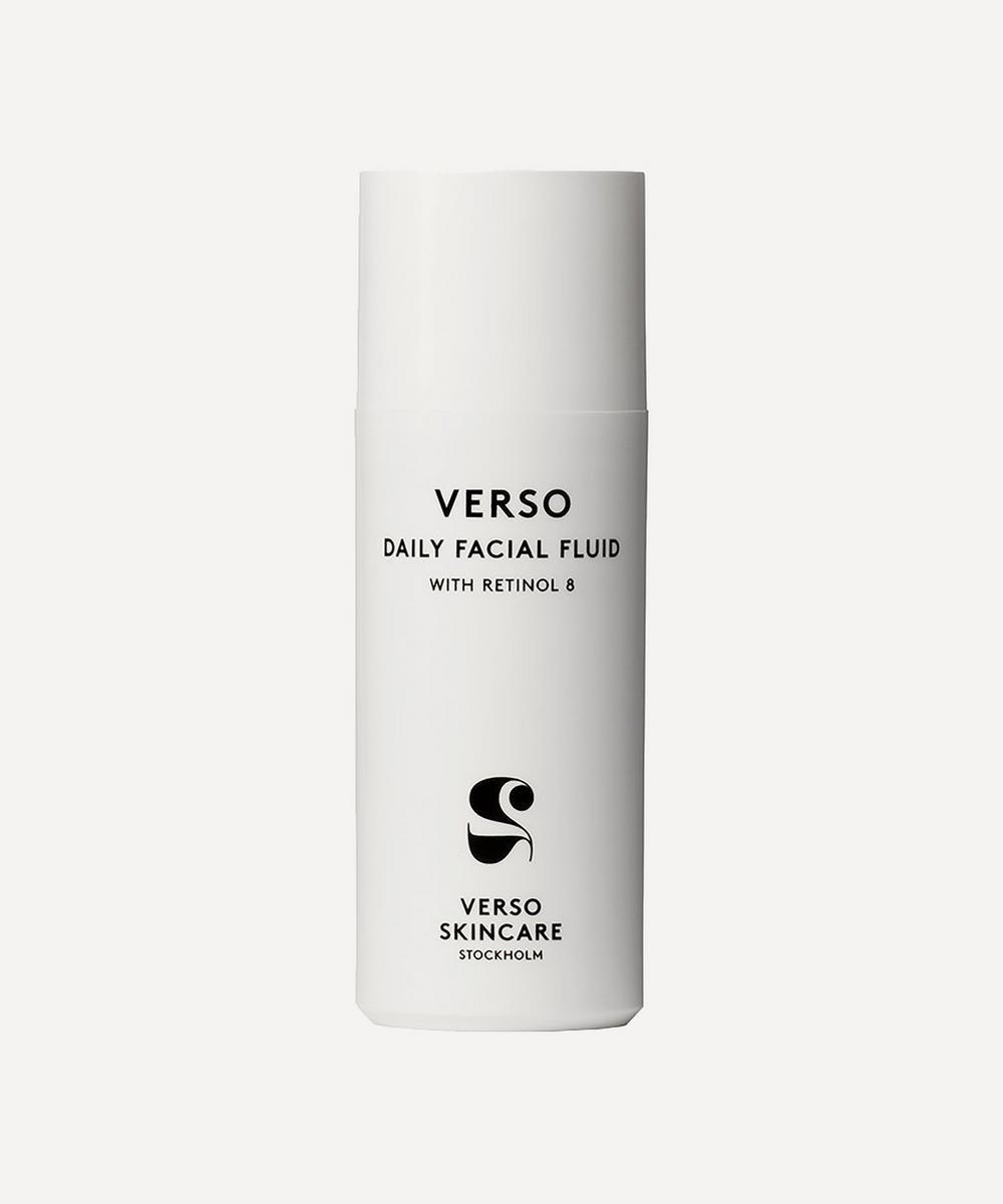 Verso Skincare - Daily Facial Fluid 50ml