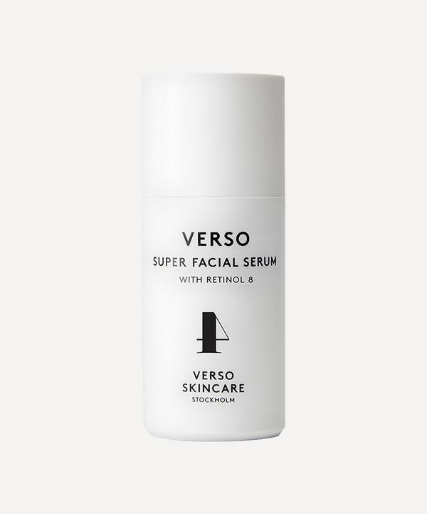 Verso Skincare - Super Facial Serum 30ml