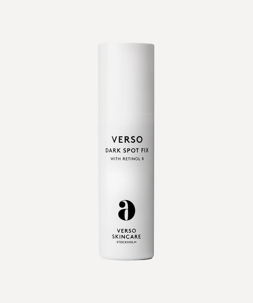 Verso Skincare - Dark Spot Fix 15ml