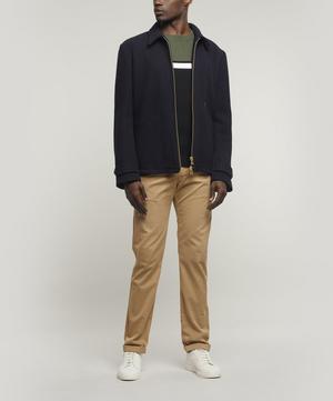 Jeremy Virgin Wool-Blend Jacket