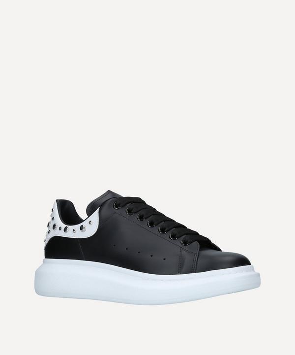 Alexander McQueen - Contrast Sole Show Sneakers