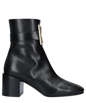 4G Ankle Boots