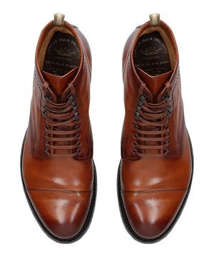Anatomia Leather Boots
