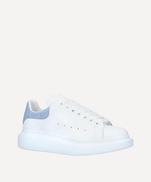 Runway Leather Sneakers