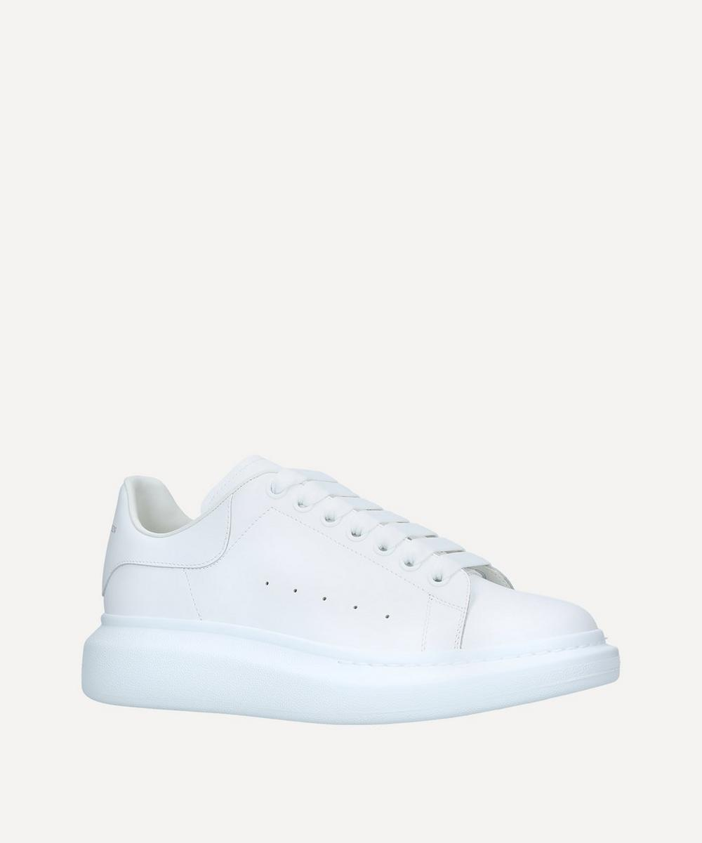 Leather Show Sneakers